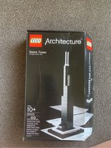 The Willis Tower Lego Architecture Set in Clarksville, Tennessee