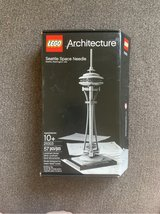The Seattle Space Needle Lego Architecture Set in Clarksville, Tennessee