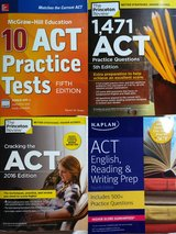 ACT practice tests in Westmont, Illinois