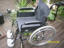 wheel chair in Lakenheath, UK