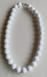 necklace beads white in Ramstein, Germany