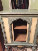 Shabby Solid wood cabinet in Westmont, Illinois
