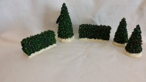 Dept. 56 - Holly Landscape Set in Naperville, Illinois