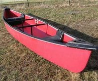 17' Coleman RAM-X 17 Canoe and paddles in Fort Knox, Kentucky
