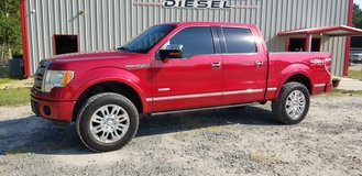 2012 Ford F150 4x4 Eco Boost in Leesville, Louisiana