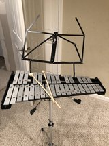 Stagg Bell Set Metallphone Practice Pad & stand in Aurora, Illinois