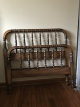 Vintage Jenny Lind Bed in Chicago, Illinois