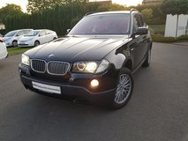 2008 AUTOMATIC BMW X3 3,0d turbo diesel 4X4*2 Years new inspection* full option in Ramstein, Germany