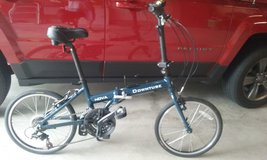 DOWNTUBE NOVA LIGHTWEIGHT FOLDING BIKE  20 inch. in Chicago, Illinois