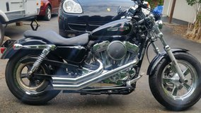 2011 Harley Davidson Sportster XL1200C Custom in Tacoma, Washington
