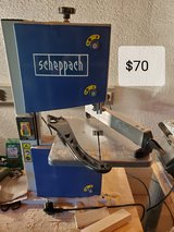Scheppach band saw in Ramstein, Germany