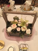 Decorative Flower Boxes (flower cupcakes not included) in Westmont, Illinois