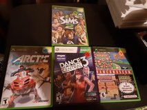 XBox and Xbox 360 games in The Woodlands, Texas