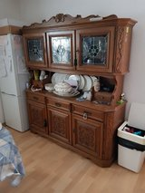 FREE FREE FREE Belgian Kitchen Hutch (Pending Pick Up) in Ramstein, Germany
