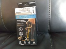 NIB Copper Fit Compression Socks in Naperville, Illinois