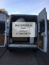 SHORT NOTICE BULK&JUNK&TRASH PICK UP SERVICE AND MORE SERVICE &FREE ESTIMATE in Ramstein, Germany