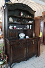 beautiful Louis XV style dining room hutch with plate board in Stuttgart, GE