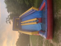 20 foot inflatable water slide in Conroe, Texas