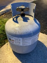 MOVING SALE! Gas Cylinder in Aurora, Illinois