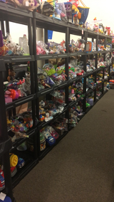 Lots of Toys in Fort Leonard Wood, Missouri