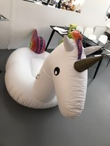 MASSIVE Inflatable Unicorn Float with 220V Pump in Ramstein, Germany