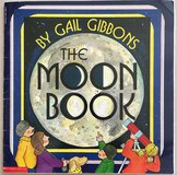 The Moon Book by Gail Gibbons in Okinawa, Japan