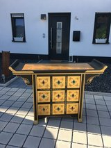 Japanese Cabinet in Ramstein, Germany