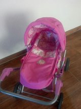 Baby Doll carriage/ Baby Born/ Puppenwagen in Ramstein, Germany