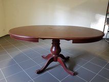 Solid wooden table in Ramstein, Germany