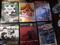 Playstation 2 Games in The Woodlands, Texas