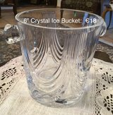 Crystal Ice Bucket in Ramstein, Germany