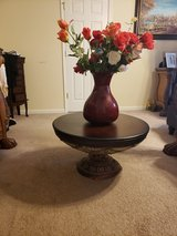 Small decor table in Fort Knox, Kentucky
