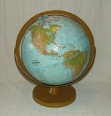 Replogle 12 Inch Globe World Oceans Series In Raised Relief in Westmont, Illinois