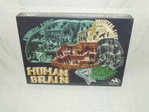Human Brain 1000 Pc. Puzzle by Marbles the Brain Store NEW in Bolingbrook, Illinois