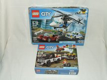 Lego City Sets High Speed Chase & ATV Race Team ~ NEW in Naperville, Illinois
