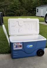 Coleman Extreme Wheeled Cooler 62 qt. in Camp Lejeune, North Carolina