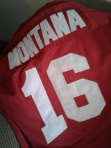 49ers jersey Size 52 in Alamogordo, New Mexico