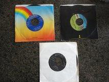 40 records - 45 r.p.m.'s - good condition - all in protective sleeves in Kingwood, Texas
