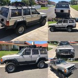 1995 Jeep Cherokee 4X4 automatic in Temecula in Camp Pendleton, California