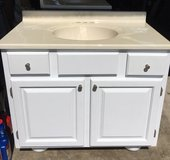 """36"""" White Vanity and Top in Westmont, Illinois"""