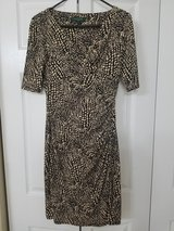 Ralph Lauren dress with side Rouching sz4 in Westmont, Illinois