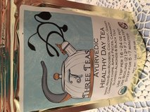 Tea Ayurvedic Healthy Day Dea Private Lavel Three Teas Foil Resealable Pouch in Kingwood, Texas