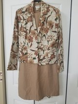 Cold water Creek sheath dress and floral jacket in Westmont, Illinois