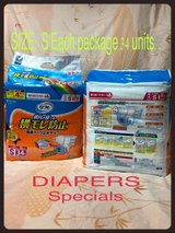 """""""Diapers specials for girls with Disabilities** in Okinawa, Japan"""