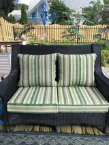 2 sets of new patio cushions in Bolingbrook, Illinois