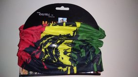 Bob Marley scarf in The Woodlands, Texas