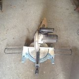Cinhell Chop Saw/ Works great in Ramstein, Germany