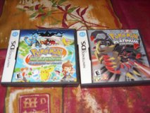 ds games pokemon platinum version & pokemon ranger in Fort Knox, Kentucky