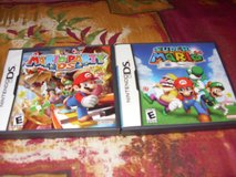 ds games super mario 64 & mario party in Fort Knox, Kentucky