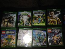 XBOX  One Games in Joliet, Illinois
